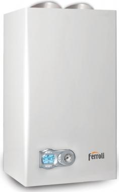 Ferroli Optimax HE 38 C Combi Gas Boiler