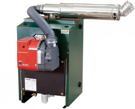Firebird Enviromax Popular Boilerhouse 20kW Regular Oil Boiler