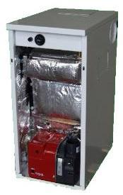 Mistral Kitchen Utility Classic CKUT3 35kW Regular Oil Boiler