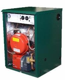 Mistral Outdoor Combi Plus ODC3+ 35kW Oil Boiler
