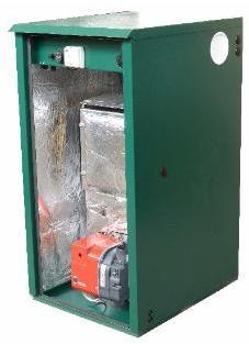 Mistral Outdoor Utility OD5 50kW Regular Oil Boiler