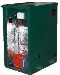 Mistral Outdoor Utility Standard OD4 41kW Regular Oil Boiler