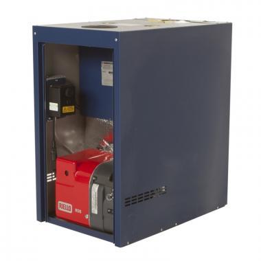 Warmflow Boilerhouse B120HE 33kW Regular Oil Boiler