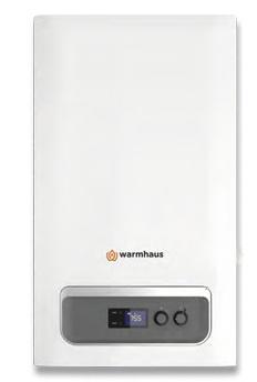 Warmhaus Priwa 31kW Combi Gas Boiler